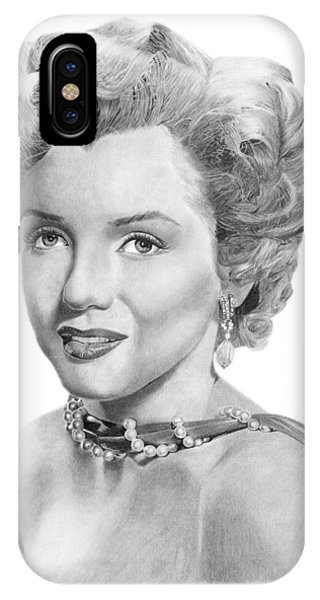 Marilyn Monroe - 016 IPhone Case