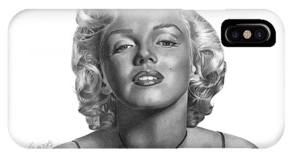 Marilyn Monroe - 018 IPhone Case