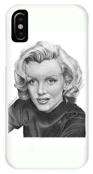 Marilyn Monroe - 025 IPhone Case