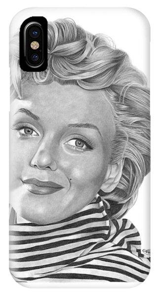 Marilyn Monroe - 029 IPhone Case