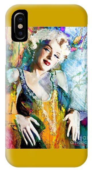Marilyn Monroe 126 E IPhone Case