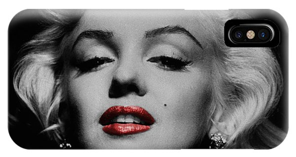Marilyn Monroe 3 IPhone Case
