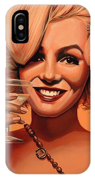 Marilyn Monroe 5 IPhone Case