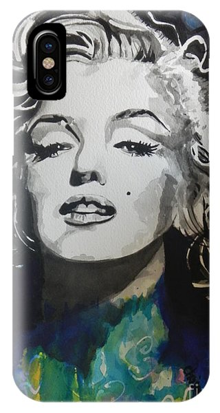 Marilyn Monroe..2 IPhone Case