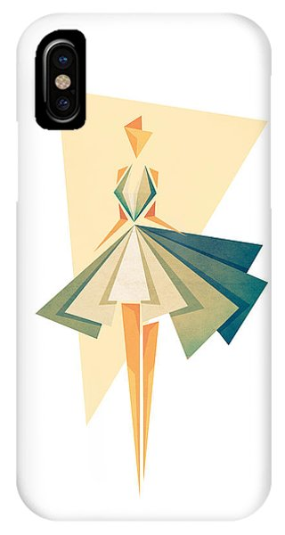 Illustration iPhone Case - Marilyn by VessDSign