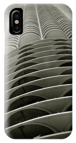 Marina City Chicago Il IPhone Case