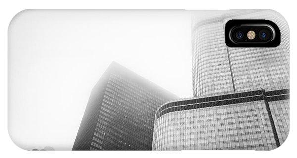 Marina City - Chicago IPhone Case