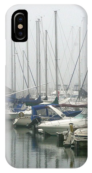 Marina Reflections IPhone Case