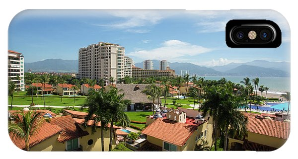 Condo iPhone Case - Marina Vallarta, Puerto Vallarta by Douglas Peebles