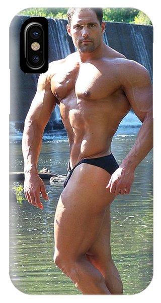 Marius Muscle Art IPhone Case
