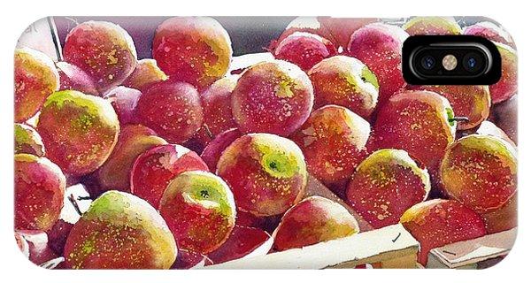 Market Apples IPhone Case