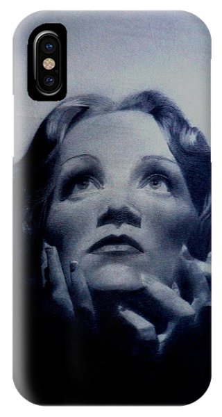 Marlene IPhone Case