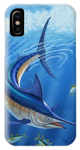 Marlin IPhone Case