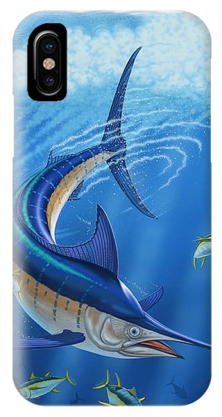 Marlin IPhone Case