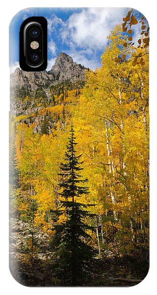 Maroon Bells Color Phone Case by Steve Anderson