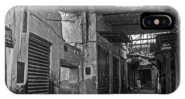 Marrakech Souk 2 IPhone Case