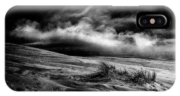 Dunes iPhone Case - Marram Grass by Gilbert Claes