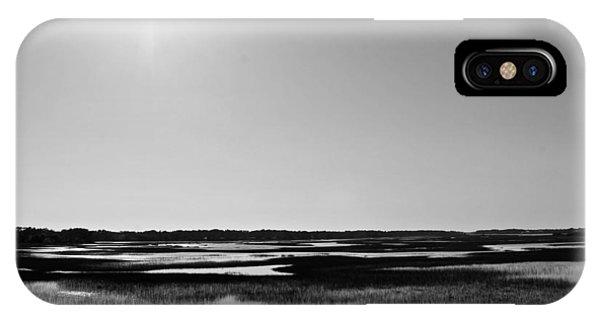 Marsh Beauty IPhone Case