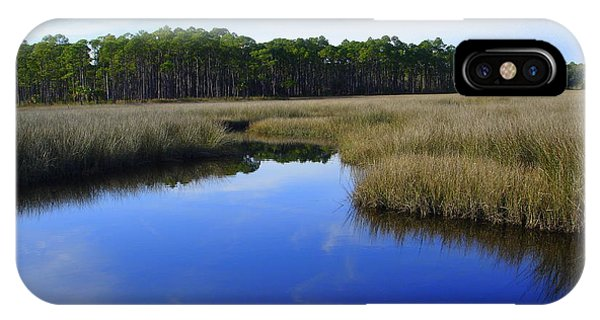 Marsh Water Creek IPhone Case