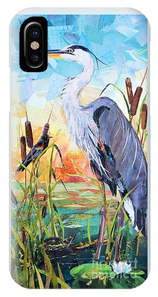 Marshland Moring IPhone Case
