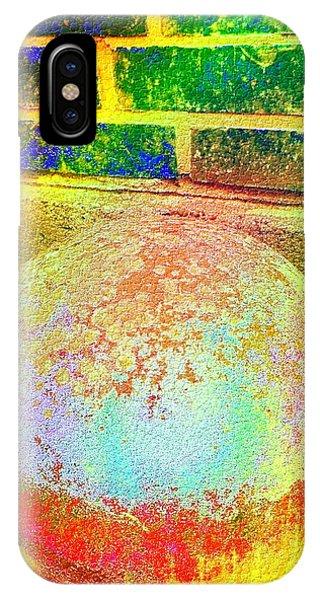 Marskugel By Nico Bielow IPhone Case
