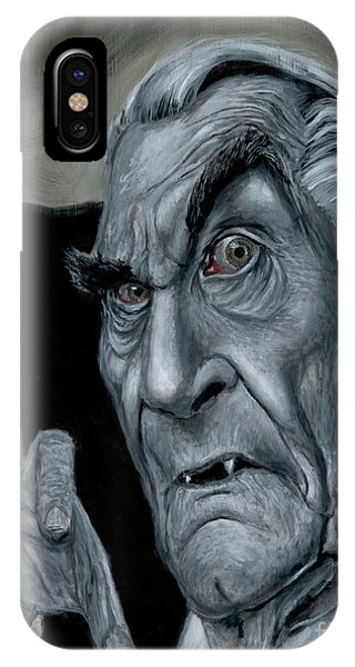 Martin Landau As Bela IPhone Case