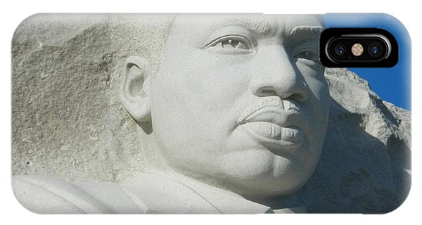 Martin Luther King Jr Memorial IPhone Case