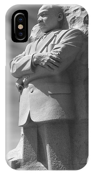 Martin iPhone Case - Martin Luther King Jr. Memorial - Washington D.c. by Mike McGlothlen