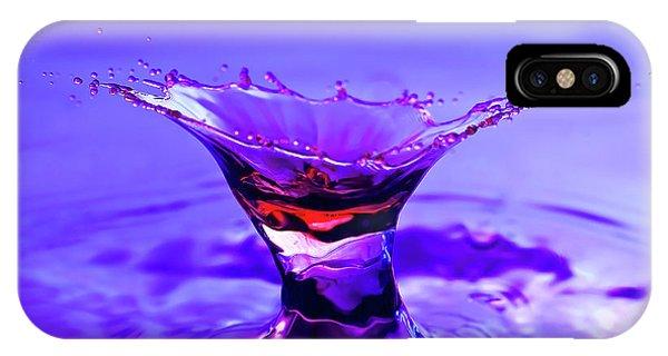 Martini Splash IPhone Case