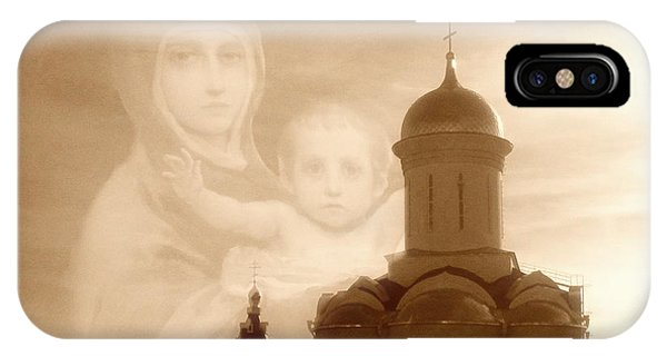 She iPhone Case - Mary Magic by Yury Bashkin