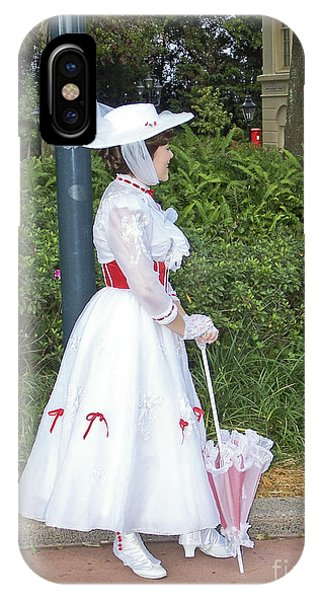 Mary Poppins - Epcot IPhone Case