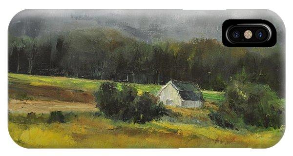 Maryland Barn IPhone Case
