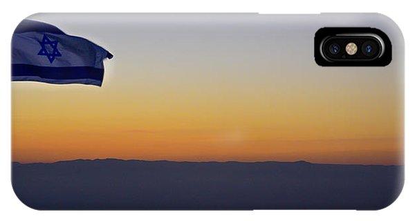 Masada At Sunrise IPhone Case