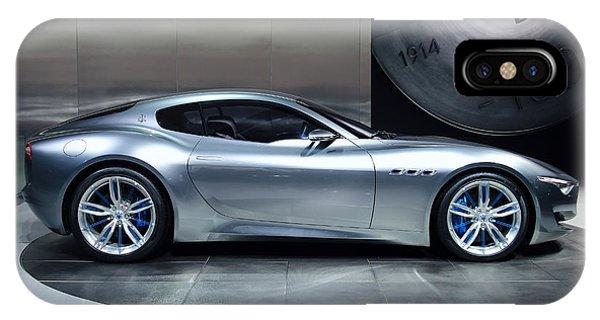 Maserati Alfieri IPhone Case