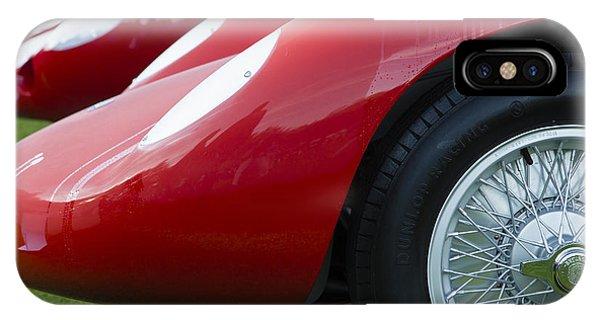 Maserati Red IPhone Case