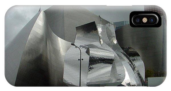 Masive Walls Of La Muzeum IPhone Case