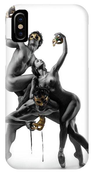 Masks Iv Phone Case by Ddiarte