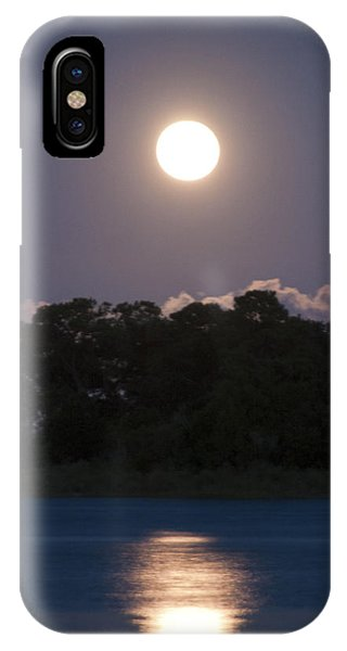 Masonboro Moonrise IPhone Case