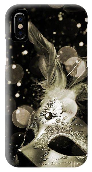 Masquerade Phone Case by Jelena Jovanovic
