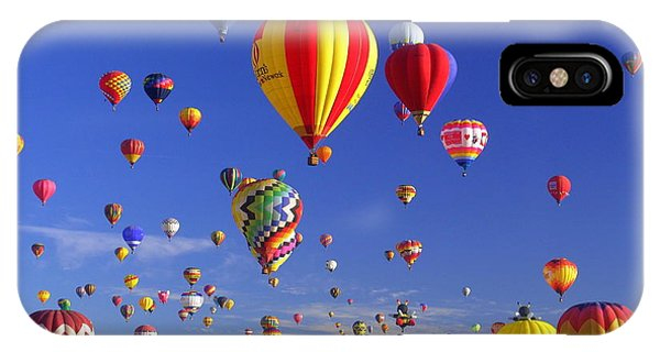 Mass Ascension IPhone Case
