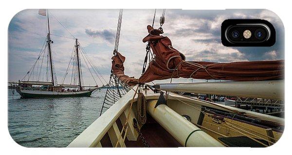 Cape Cod iPhone Case - Massachusetts, Cape Ann, Gloucester by Walter Bibikow