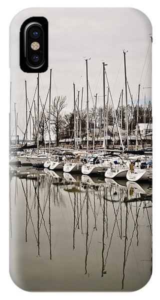 Mast Reflections IPhone Case