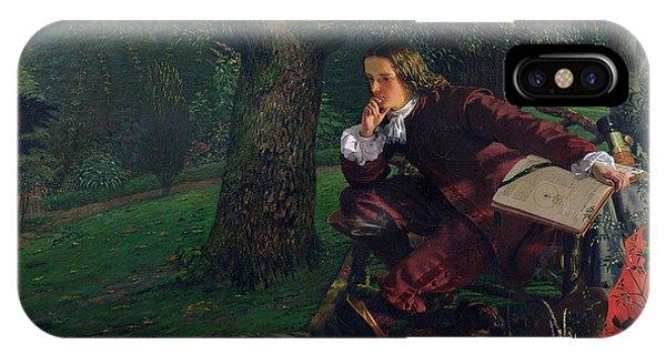 Isaac Newton IPhone Case