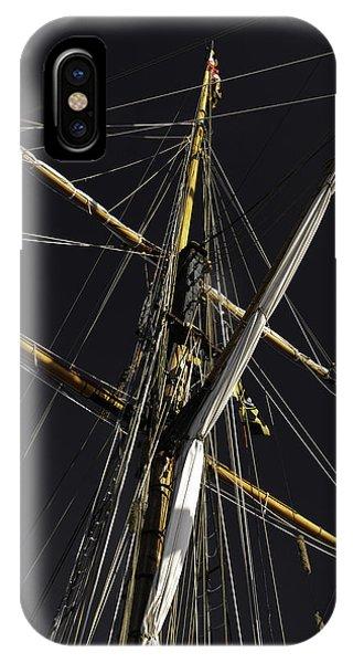 Masts IPhone Case