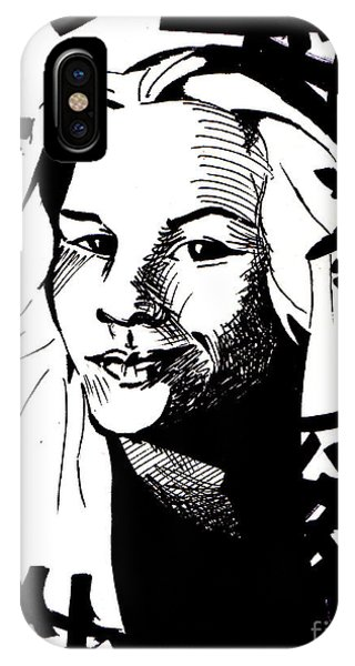 Match My Poem Entry IPhone Case