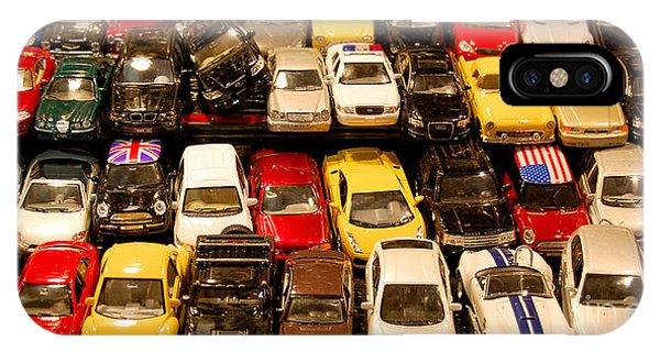 Allied Matchbox Cars  IPhone Case