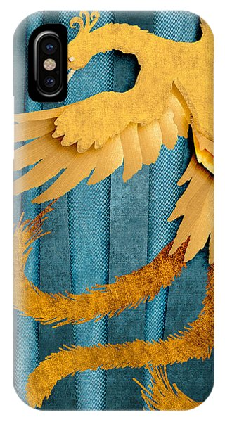 iPhone Case - Material Fenix by Lee Wolf Winter