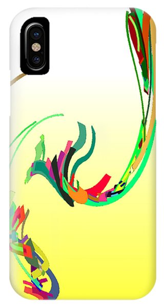 Mating Dance IPhone Case