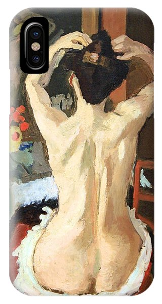 Matisse's La Coiffure IPhone Case