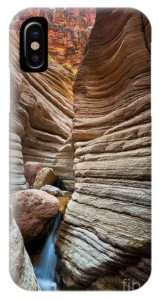 Slickrock iPhone Case - Matkatamiba Canyon by Inge Johnsson